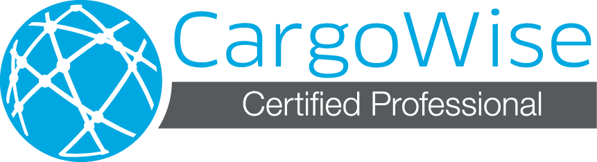 CargoWise Certified Professional Outlined